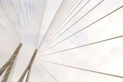 Geometry Of Suspension Bridge