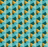 Geometry ornament repitable pattern. Stock Photography