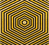 Geometry ornament textile Stock Images
