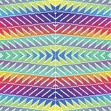 Geometry ornamental pattern Stock Photo