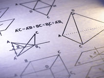 Geometry Royalty Free Stock Image