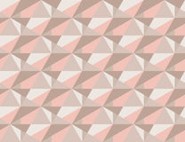 Geometry pale colr modern pattern. Royalty Free Stock Image