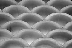 Tiles Geometry pattern. Gray tiles geometry pattern building royalty free stock photos