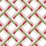 Geometry rhombus vector seamless pattern Royalty Free Stock Photos