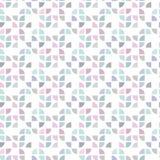 Geometry seamless pattern Royalty Free Stock Photos