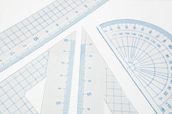Geometry set. Stock Photography