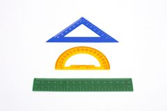 Geometry set Stock Image