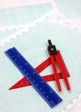Geometry study Royalty Free Stock Photos