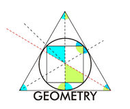 Geometry Royalty Free Stock Photos