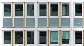 Geometry of windows Stock Photos