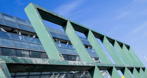Geometryc-Architektur Stockfotos