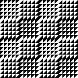 geometryczna deseniowa tekstura Obraz Royalty Free