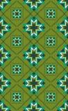 geometryczna nowożytna bezszwowa tapeta Obraz Stock