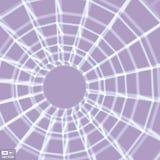 Geometryczna poligonalna struktura z linii siatką Technologii cyfrowej sztuka Obrazy Royalty Free