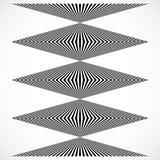 Geometryczna struktura pionowo linie, lampasy Abstrakcjonistyczny monochr royalty ilustracja
