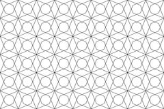 geometryczna tekstura Fotografia Stock