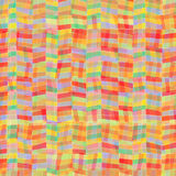 Geometryczne postacie, rocznik papierowa tekstura Obraz Royalty Free