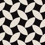 Geometrycznego abstrakcjonistycznej sztuki wzoru opanowana tkanina Obraz Stock