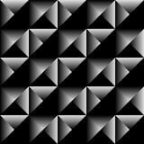 Geometrycznego trójboka bezszwowy tło ilustracja wektor