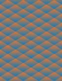 Geometrycznego trójboka bezszwowy tło Zdjęcia Stock