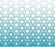 geometrycznego trójboka halftone minimalny deseniowy wektor ilustracji