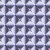 Geometrycznego wieloboka bezszwowy wzór Moda graficzny projekt również zwrócić corel ilustracji wektora Tło projekt Okulistyczny  Zdjęcia Royalty Free