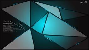 Geometrycznej tekstury tła Abstrakcjonistyczny wektor może używać w okładkowym projekcie, książka projekt, strony internetowej tł ilustracji