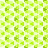 Geometrycznej trójbok siatki bezszwowy wzór ilustracji