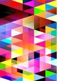 geometryczni koszmary Obrazy Royalty Free