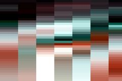 Geometryczni kształty, kolorowy abstrakcjonistyczny tło Obraz Stock