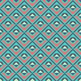 Geometryczni wzory Zdjęcia Stock