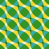 Geometryczny abstrakcjonistyczny bezszwowy wzór 09 Obrazy Royalty Free