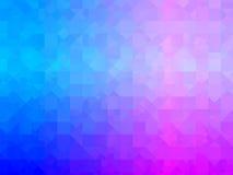 geometryczny abstrakcjonistyczny tło Zdjęcia Royalty Free