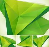 geometryczny abstrakcjonistyczny tło ilustracja wektor