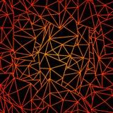 geometryczny bezszwowy Zdjęcie Stock