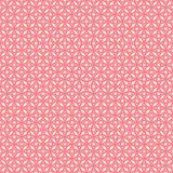Geometryczny bezszwowy ornamentu wzór Wektorowy tło ilustracji
