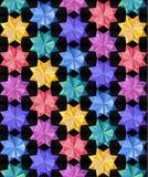 Geometryczny bezszwowy tło Zdjęcie Stock