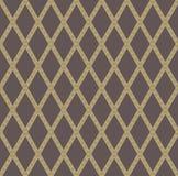Geometryczny Bezszwowy Wektorowy abstrakta wzór Zdjęcie Stock