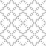 Geometryczny bezszwowy wektoru wzór Obrazy Royalty Free