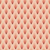 Geometryczny bezszwowy wzór ilustracja wektor