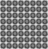 Geometryczny Bezszwowy wzór Fotografia Stock