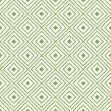 Geometryczny bezszwowy wzór w minimalistic stylu Obrazy Stock
