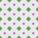 Geometryczny bezszwowy wz?r z rhombuses r?wnie? zwr?ci? corel ilustracji wektora royalty ilustracja