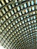 Geometryczny dach Zdjęcia Stock