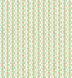 geometryczny deseniowy delikatny kolor Zdjęcie Royalty Free
