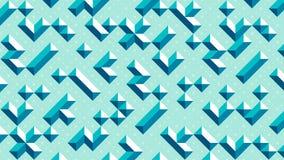 Geometryczny diagonalny miasta tło abstrakta schematu royalty ilustracja