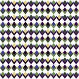 Geometryczny kształt na białym tle Zdjęcia Royalty Free