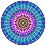 geometryczny mandala Zdjęcia Stock
