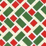Geometryczny Ozdobny abstrakta wzór Obraz Royalty Free