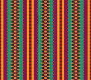 Geometryczny pasiasty pattern_2 Obraz Stock